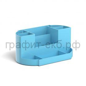 Подставка настольная ErichKrause Victoria Pastel голубой 51482
