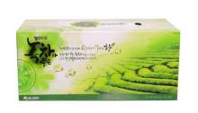 Салфетки для лица Bellagio Green Tea, 210 шт