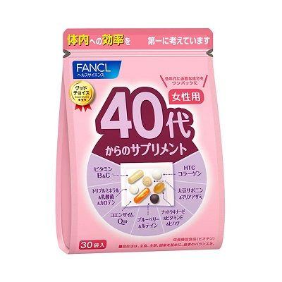 FANCL Комплекс витаминов для женщин после 40 лет