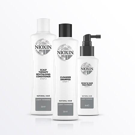 NIOXIN 3D System 1 Shampoo Система 1 Шампунь