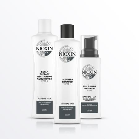 NIOXIN 3D System 2 Scalp Treatment Система 2 Маска