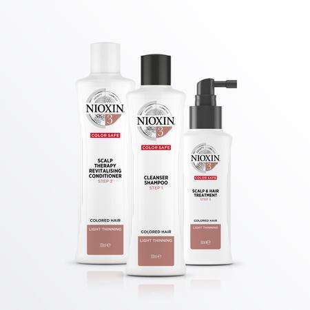 NIOXIN 3D System 3 Scalp Treatment Система 3 Маска
