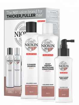 NIOXIN 3D System 3 Система 3 Набор