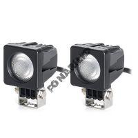 Комплект светодиодных фар K-FG1C-10W FLOOD ближний, рабочий свет