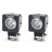 Комплект светодиодных фар K-FG1C-10W SPOT дальний свет
