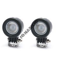 Комплект светодиодных фар K-FG1D-10W FLOOD ближний, рабочий свет