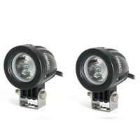 Комплект светодиодных фар K-FG1D-10W SPOT дальний свет