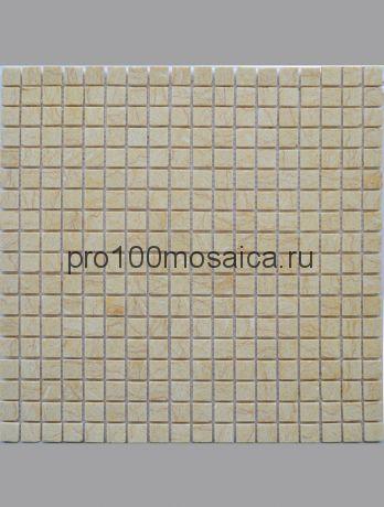 KG-15P 15*15 камень. Мозаика серия STONE, 305*305*4 мм (КерамоГраД)
