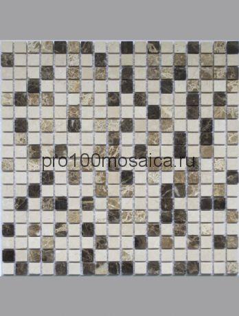 KG-15.33P 15*15 камень. Мозаика серия STONE, 305*305*4 мм (КерамоГраД)