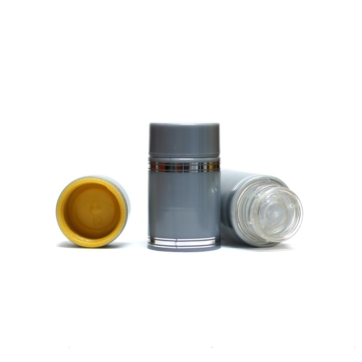 Полимерный колпачок с дозатором серебро (Гуала 58 мм), 10 шт