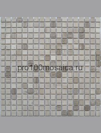 KG-36P 15*15 камень. Мозаика серия STONE, 305*305*4 мм (КерамоГраД)