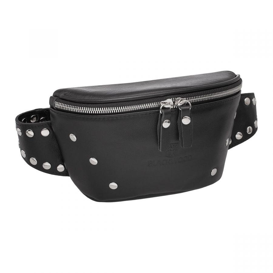 Поясная сумка BLACKWOOD Adys Black