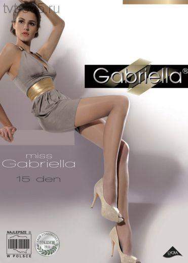 Колготки miss Gabriella 15 den арт.104