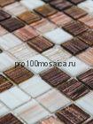 JS15 20*20 Мозаика серия CLASSIK,  размер, мм: 327*327*4 (КерамоГраД)