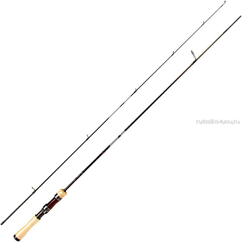 Спиннинг  Norstream Troutist 662UL тест 0,8 - 6 г
