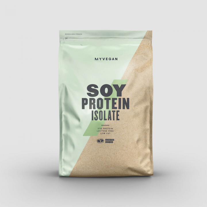 Myprotein Soy Protein Isolate - 1 кг