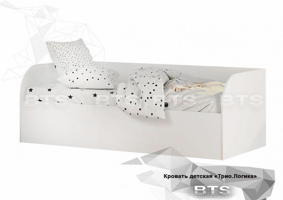 Трио Кровать детская (с подъёмным механизмом) КРП-01 Логика