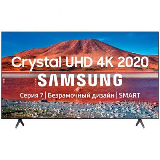 Телевизор Samsung UE75TU7100UXRU (2020)