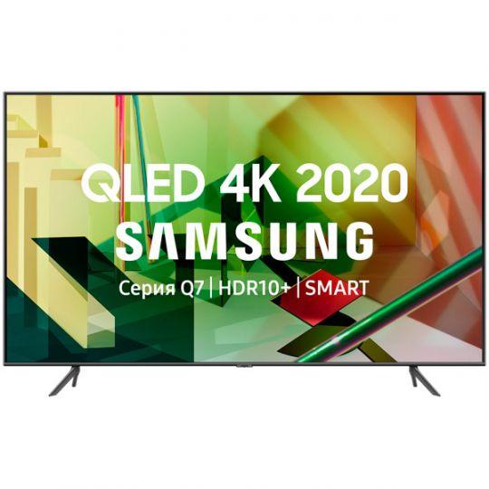 Телевизор QLED Samsung QE75Q70TAU (2020)