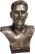 Бюст И.В. Сталин, керамика, 170мм