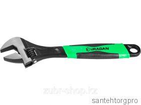 Ключ разводной, 200 / 25 мм, URAGAN 27242-20