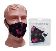 Защитная маска из в индивидуальной упаковке (женская) MaskW002
