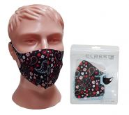 Защитная маска из в индивидуальной упаковке (женская) MaskW009