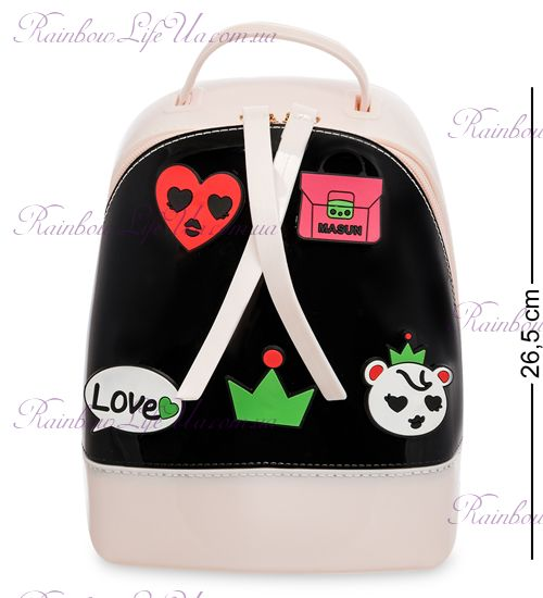 "Рюкзак женский 306/1 Love ""Jelly Bag"""
