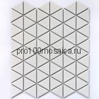 Reno White matt Мозаика серия PORCELAIN,  размер, мм: 252*291*6