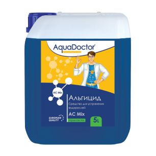 Альгицид AquaDoctor AC MIX 5 л.