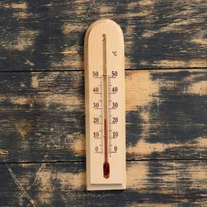 "Термометр комнатный ""Комфорт"" (от 0°C +50°C) 22х5.1х1.5 см 5392430"