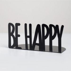 Держатель для книг Be happy