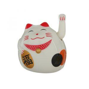 """Маятник кот пластик """"Манэки-нэко"""" от батарейки 1АА 8,5х7,5х7,5 см 2325517"""