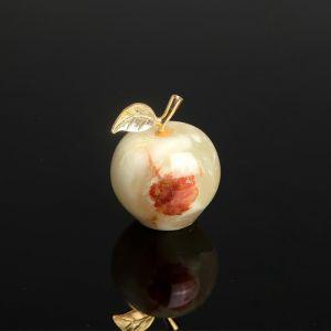 Сувенир «Яблоко», 3,8 см, оникс 3400451