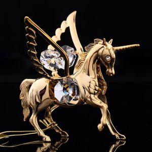 Сувенир «Конь - Пегас», 8?6?7 см, с кристаллами Сваровски 773487