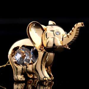 Сувенир «Слоник», 7?4?4,5 см, с кристаллами Сваровски 465411