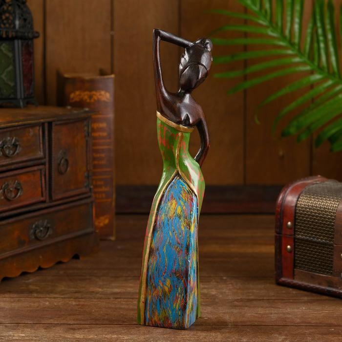 """Сувенир из дерева """"Иман"""" 7х5х30 см   5013996"""
