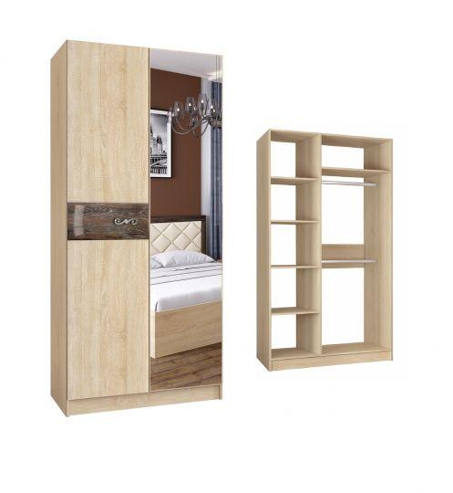 Шкаф 2-х дверный Мадлен