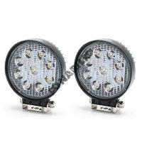 Комплект светодиодных фар K-FR9-27W SPOT дальний свет