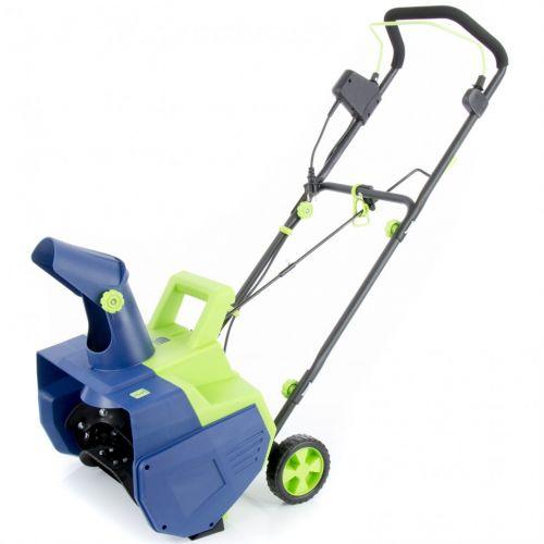 Снегоуборочная машина электрическая ЭСБ-2000