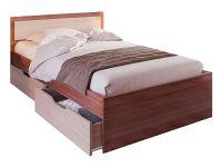 Кровать  Гармония КР-607 0,8м с ящиками