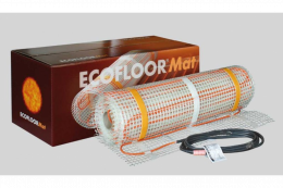 Нагревательный мат Fenix LDTS 160 Вт/м кв. - 8,8 кв.м. 1400Вт для укладки под плитку