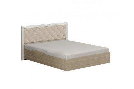 """Кровать с мягким изголовьем КР-001 """"Амели"""""""