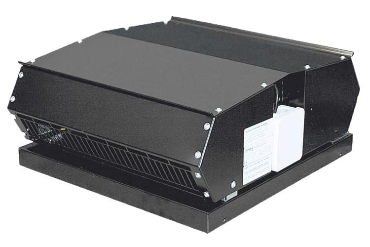 Крышный вентилятор TKV 400 B