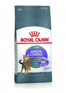 Корм сухой Royal Canin Appetite Control Care для контроля выпрашивания корма у взрослых кошек 2кг