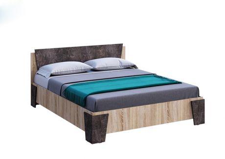 """Кровать двухспальная КР-001 """"Санремо"""""""