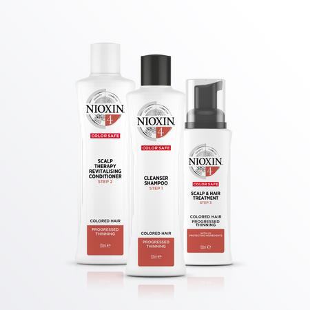 NIOXIN 3D System 4 Scalp Treatment Система 4 Маска