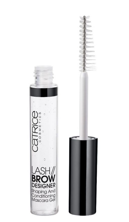Гель для бровей и ресниц Lash & Brow Designer - Shaping and Conditioning Gel CATRICE