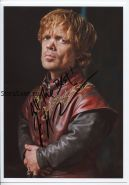 Автограф: Питер Динклэйдж. Игра престолов / Game of Thrones