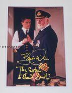 Автограф: Бернард Хилл. Титаник